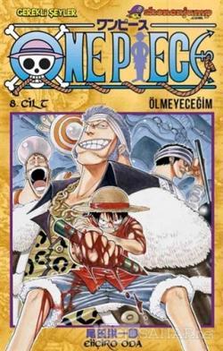 One Piece 8. Cilt