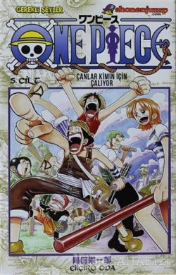 One Piece 5. Cilt