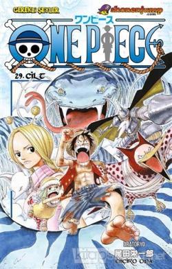 One Piece Cilt: 29