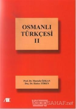 Osmanlı Türkçesi - 2