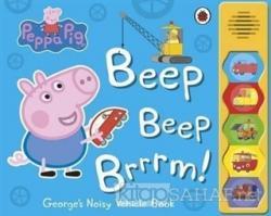 Peppa Pig: Beep Beep Brrrm! (Ciltli)