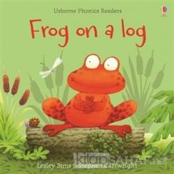 Pho Frog on a Log