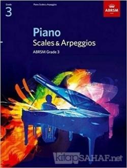 Piano Scales and Arpeggios - ABRSM Grade 3