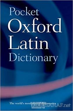 Pocket Oxford Latin Dictrionary