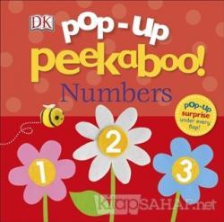 Pop-Up Peekaboo - Numbers (Ciltli)