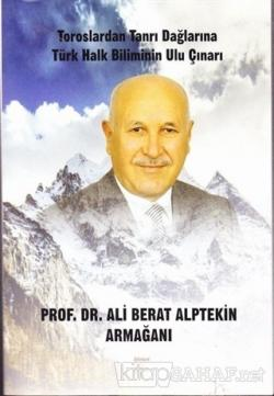 Prof. Dr. Ali Berat Alptekin Armağanı