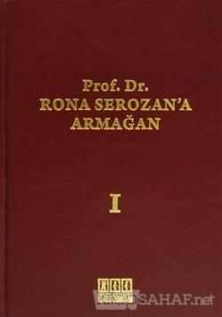 Prof. Dr. Rona Serozan'a Armağan (2 Cilt Takım) (Ciltli)