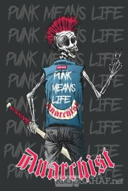 Punk Poster - | Yeni ve İkinci El Ucuz Kitabın Adresi