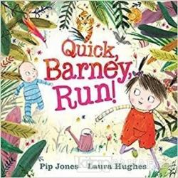 Quick Barney Run!