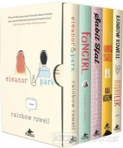 Rainbow Rowell Seti (5 Kitap Takım) (Ciltli)