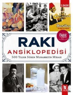Rakı Ansiklopedisi (Ciltli)