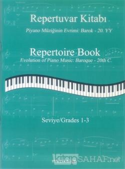 Repertuvar Kitabı - Repertoire Book