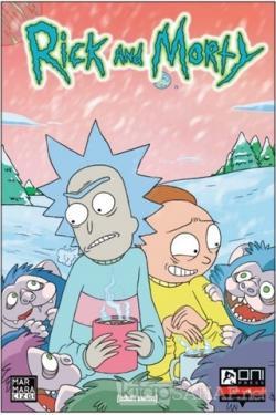 Rick and Morty 8