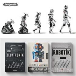 Robot Programlama Seti (3 Kitap Takım)