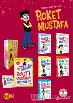 Roket Mustafa'nın Serüvenleri Seti (5 Kitap Takım)