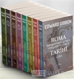 Roma İmparatorluğu'nun Gerileyiş ve Çöküş Tarihi 8 Cilt Bir Arada