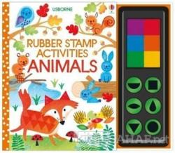 Rubber Stamp Activities - Animals