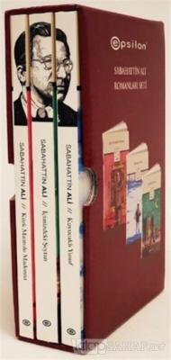 Sabahattin Ali Romanları Seti (3 Kitap Takım)