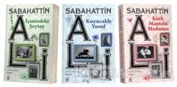 Sabahattin Ali Seti (3 Kitap Takım) - Sabahattin Ali | Yeni ve İkinci