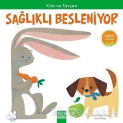 Kita ve Tavşan Sağlıklı Besleniyor - Sağlıklı Yaşam
