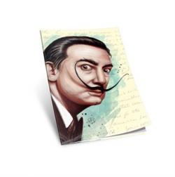 Salvador Dalí Yumuşak Kapaklı Defter