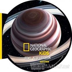 Satürn - Uzayı Keşfediyorum (Ciltli)