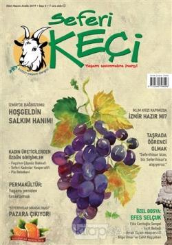 Seferi Keçi Dergisi Sayı: 6 Ekim-Kasım-Aralık 2019