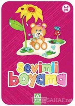 Sevimli Boyama (Pembe)
