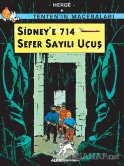 Sidney'e 714 Sefer Sayılı Uçuş - Tenten'in Maceraları
