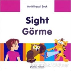 Sight - Görme - My Lingual Book (Ciltli)