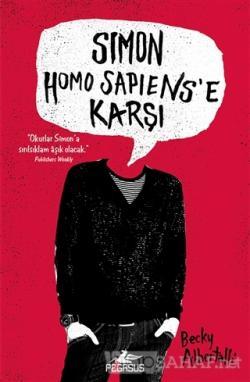 Simon, Homo Sapiens'e Karşı (Ciltli)