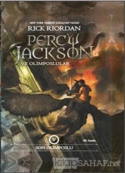 Son Olimposlu - Percy Jackson 5 (Ciltli)