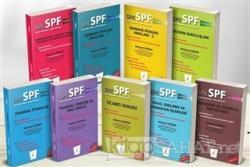 SPK - SPF Sermaye Piyasası Faaliyetleri Düzey 2 Lisansı Seti (9 Kitap Takım)