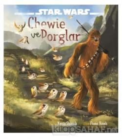 Star Wars Chewie ve Porglar - Kevin Shinick | Yeni ve İkinci El Ucuz K