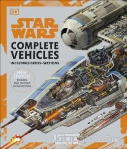 Star Wars Complete Vehicles (Ciltli)