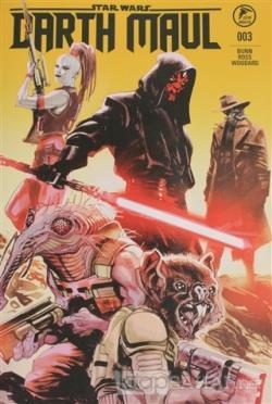 Star Wars - Darth Maul Sayı: 3