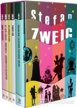 Stefan Zweig Seti 2 (5 Kitap Takım)