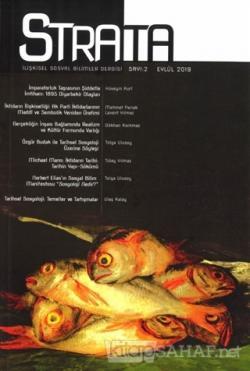 Strata İlişkisel Sosyal Bilimler Dergisi Sayı: 2 Eylül 2019