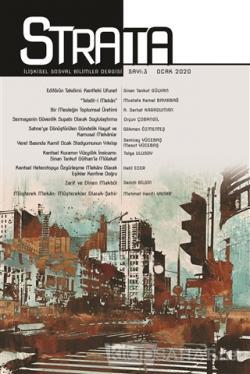 Strata İlişkisel Sosyal Bilimler Dergisi Sayı: 3 Eylül 2020