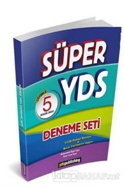 Süper YDS Çözümlü 5'Li Deneme Seti