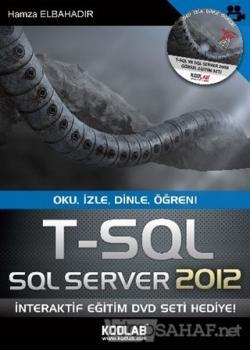 T-SQL ve SQL Server 2012 (CD'siz)