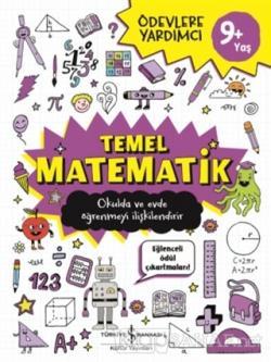 Temel Matematik (9+ Yaş) - Kolektif | Yeni ve İkinci El Ucuz Kitabın A