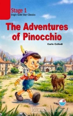 The Adventures of Pinocchio CD'li (Stage 1)