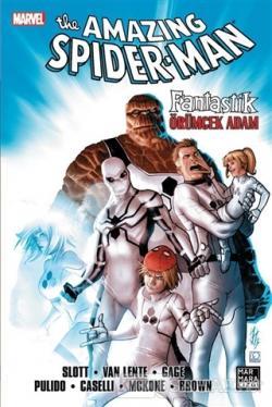 The Amazing Spider-Man Cilt 24: Fantastik Örümcek Adam