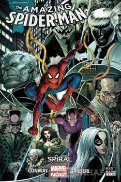 The Amazing Spider-Man Cilt 5 - Spiral