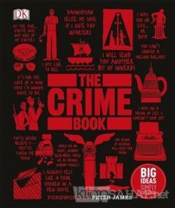 The Crime Book (Ciltli)