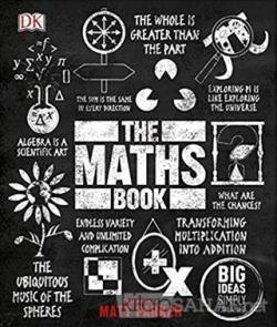 The Maths Book (Ciltli)
