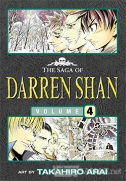 The Saga of Darren Shan Volume 4