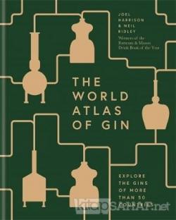 The World Atlas of Gin (Ciltli)