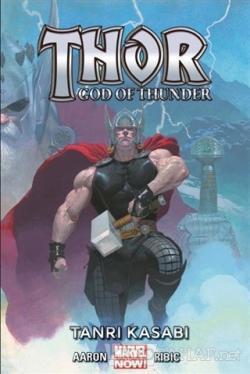 THOR - Jason Aaron | Yeni ve İkinci El Ucuz Kitabın Adresi